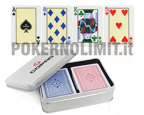 accessori poker e giochi carte copag spring edition. Black Bedroom Furniture Sets. Home Design Ideas