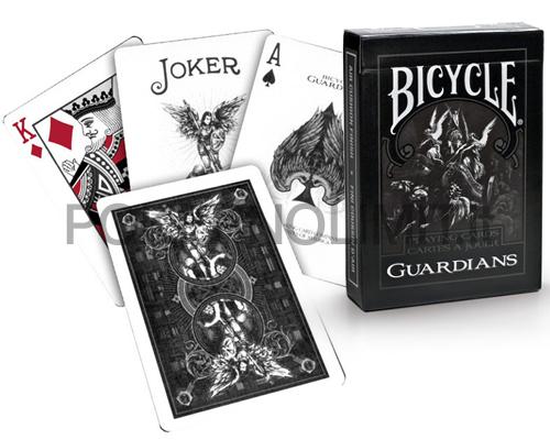 accessori poker e giochi carte bicycle guardians. Black Bedroom Furniture Sets. Home Design Ideas