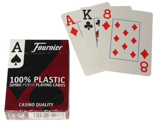 accessori poker e giochi carte fournier 2800 texas hold. Black Bedroom Furniture Sets. Home Design Ideas