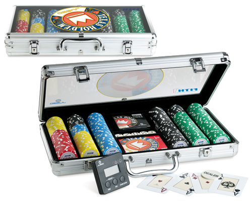 Poker 300 chip set