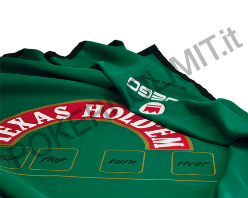 accessori di poker - tappeto texas hold em poker juego 180x140