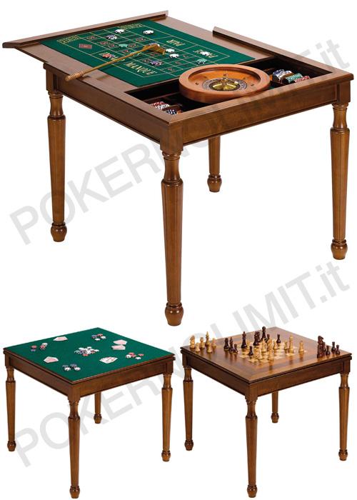 Accessori poker e giochi tavolo classico multigiochi casin tavoli da gioco - Waterloo gioco da tavolo ...