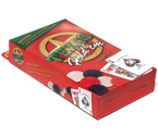 Cartamundi - Set Fiches Poker Texas Hold'em + Carte