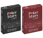 Carte Pokerstars Official (Display 12 mazzi) - Copag
