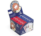 accessori per il poker - Display 12 mazzi - Carte Juego Texas Hold'Em Tournament