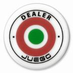 accessori per il poker - Button Dealer Juego - Italia