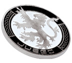 accessori per il poker - Juego - Card Guard Scotland Lion