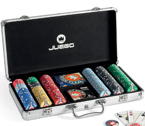 poker - Set Completo 300 fiches poker - Pro Ceramic