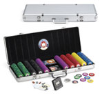 Set completo 500 fiches Pro Embossed - Juego