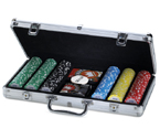 accessori per il poker - Set Completo Pro Team 300 - Fiches FITH Juego