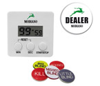 accessori per il poker - Modiano Poker Timer e Dealer set