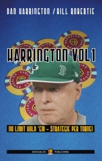 Libro di poker - harrington vol 1
