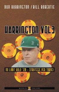 Libro di poker - harrington vol 3