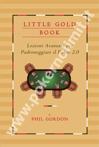 Libro di poker - litte gold book di phil gordon