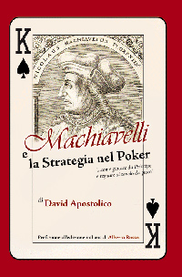 Libro di poker - machiavelli e la strategia nel poker