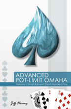 vai al libro di poker - Advanced Pot Limit Omaha - Volume I